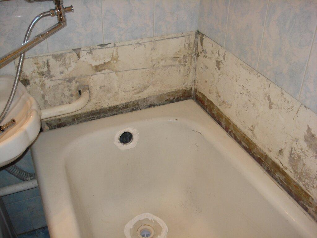 Акриловый вкладыш ванна в ванной